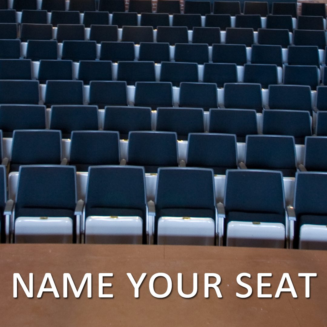 Name Your Seat
