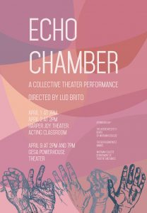 Echo Chamber poster