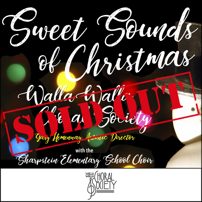Choral Society Christmas Concert