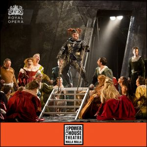 "Live Cinema: ""Rigoletto"" (Royal Opera)"