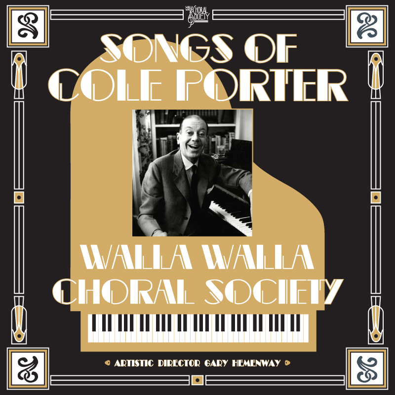 Choral Society Concert: Songs of Cole Porter