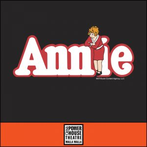 Annie: The Musical logo