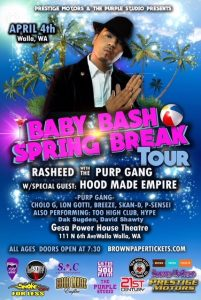 Baby Bash poster