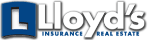 Lloyd's Insurance and Real Estate logo